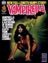 Vampirella Magazine #73