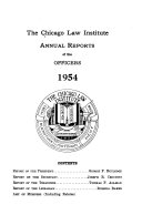 Annual Reports of the Officers PDF