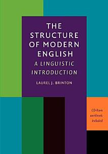 The Structure of Modern English PDF