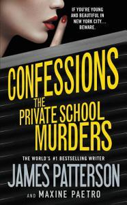 Confessions  The Private School Murders Book
