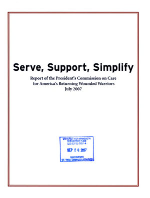 Serve  Support  Simplify