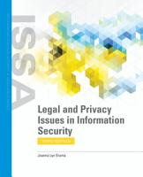 Legal and Privacy Issues in Information Security PDF