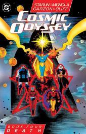 Cosmic Odyssey (1988-) #4