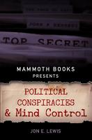 Mammoth Books presents Political Conspiracies and Mind Control PDF