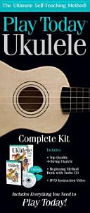 Play Ukulele Today  Complete Kit