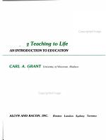 Bringing Teaching to Life PDF