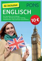 PONS All Inclusive Englisch  Sprachkurs F  r Anf  nger PDF