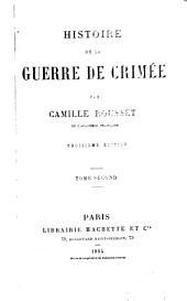 Histoire de la guerre de Crimée: Volume2