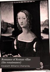 Romance of Roman Villas (the Renaissance)