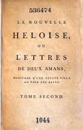 Collection complète des oeuvres de J. J. Rousseau, citoyen de Genève: Volume4