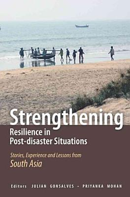 Strengthening Resilience in Post-Disaster Situations