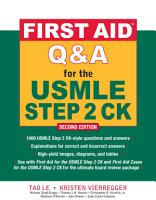 First Aid Q A for the USMLE Step 2 CK  Second Edition PDF