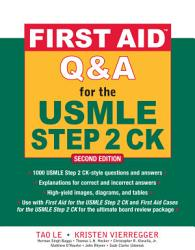 First Aid Q A For The Usmle Step 2 Ck Second Edition Book PDF