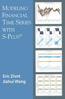 Modeling Financial Time Series with S PLUS PDF
