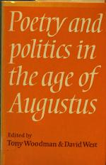 Poetry and Politics in the Age of Augustus