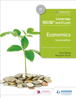 Cambridge IGCSE and O Level Economics 2nd edition PDF