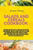 Salads and Cereals Cookbook
