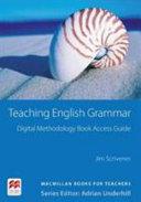 Teaching English Grammar Digital Methodology Book Pack PDF