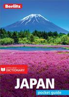 Berlitz Pocket Guide Japan  Travel Guide eBook  PDF