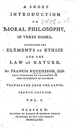 A Short Introduction to Moral Philosophy     Fourth edition PDF