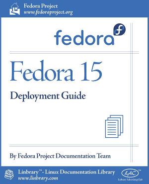 Fedora 15 Deployment Guide PDF
