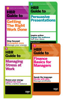 The HBR Guides Collection  8 Books   HBR Guide Series  PDF
