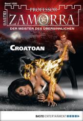 Professor Zamorra - Folge 1020: Croatoan