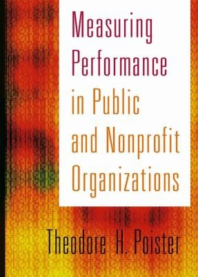 Measuring Performance in Public and Nonprofit Organizations PDF