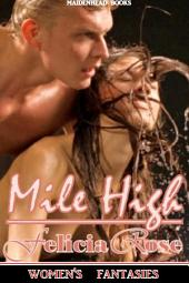Mile High: Lust in an Airplane