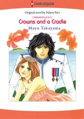 Crowns and a Cradle - Carramer Legacy 1: Harlequin Comics