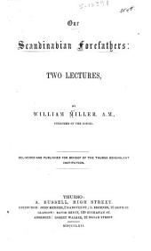 Our Scandinavian Forefathers: Two Lectures
