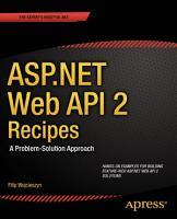 ASP NET Web API 2 Recipes PDF