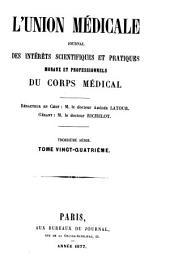 l`union medicale