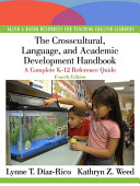 The Crosscultural  Language  and Academic Development Handbook Book