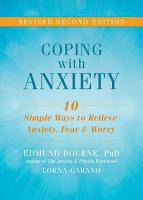 Coping with Anxiety PDF