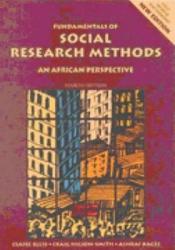 Fundamentals Of Social Research Methods Book PDF
