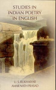 Studies in Indian Poetry in English PDF