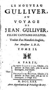 Le nouvoau Gulliver: ou, Voyage de Jean Gulliver, fils du capitaine Gulliver, Volume2