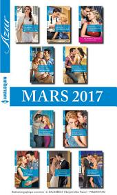 10 romans Azur + 1 gratuit (no3805 à 3814 - Mars 2017)