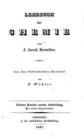 Lehrbuch der Chemie: Chemische Operationen und Geräthschaften : nebst Erklärung chemischer Kunstwörter, in alphabetischer Ordnung. 4,2