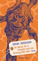 Der Massai  der in Schweden noch eine Rechnung offen hatte PDF