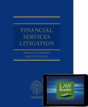 Financial Services Litigation  Digital Pack PDF