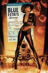 Blue Estate: The Graphic Novel: Issues 1-12