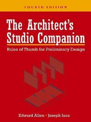 The Architect s Studio Companion PDF