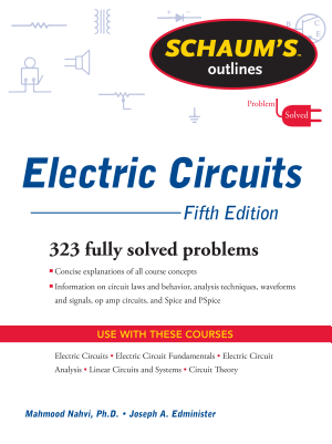 Schaum s Outline of Electric Circuits  Fifth Edition PDF