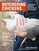 Butchering Chickens PDF