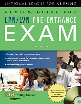 Review Guide for LPN LVN Pre Entrance Exam PDF