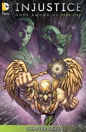Injustice: Gods Among Us: Year Five (2015-) #7