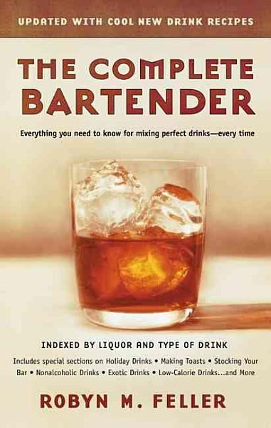 Download The Complete Bartender  Updated  Book