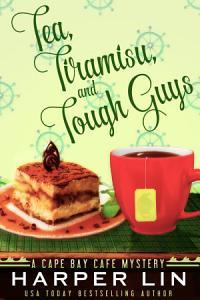Tea  Tiramisu  and Tough Guys Book